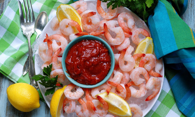 Easy Homemade Shrimp Cocktail Sauce