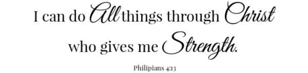 Sausage Mushroom Quiche scripture- Philipians 4:13