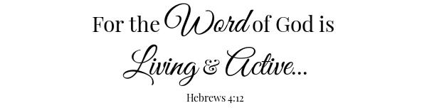 Chicken Cordon Bleu Casserole Scripture- Hebrews4:12