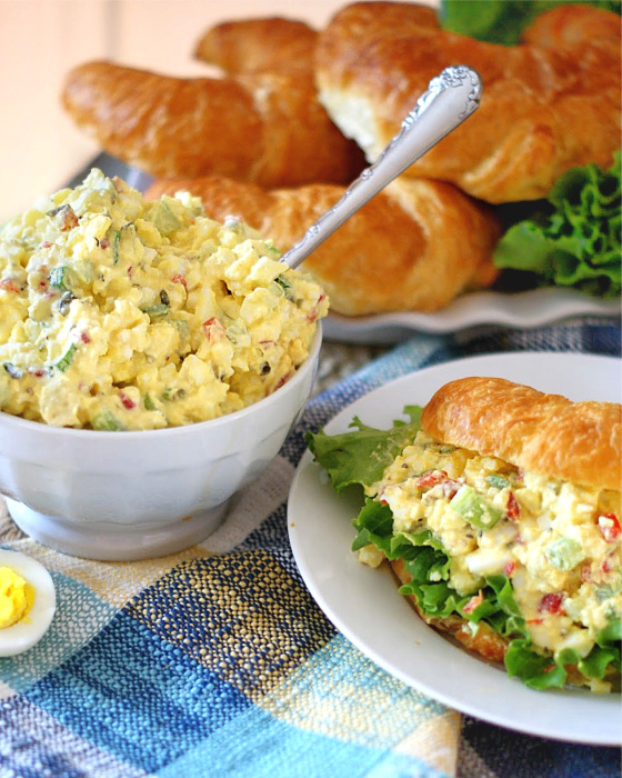 Egg Salad Lunch