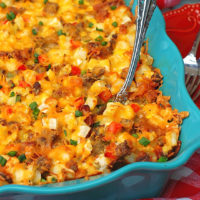 Farmhouse Breakfast Casserole