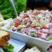 Chopped Ham Salad