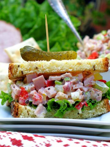 Ham Salad Title