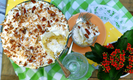Dreamy Coconut Pineapple Trifle
