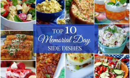 Top 10 Memorial Day Side Dishes