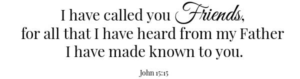 Lemon Monkey Bread scripture John 15:15