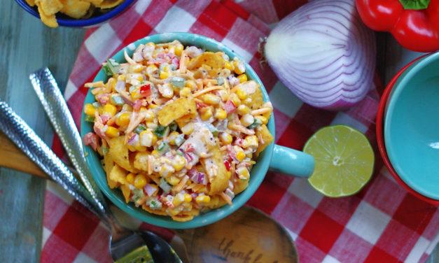 Confetti Frito Corn Salad