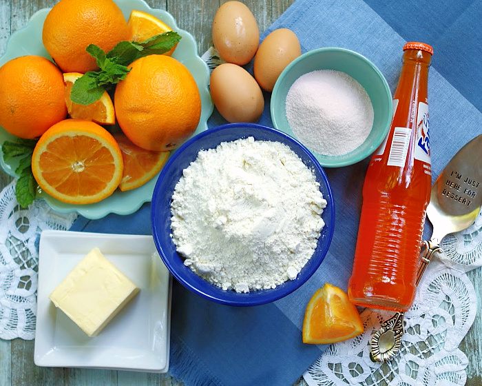 Best Orange Creamsicle Poke Cake Ingredients