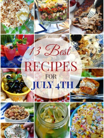 best July 4th recipes