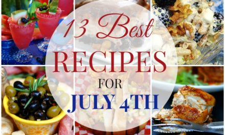 13 Best July 4th Recipes