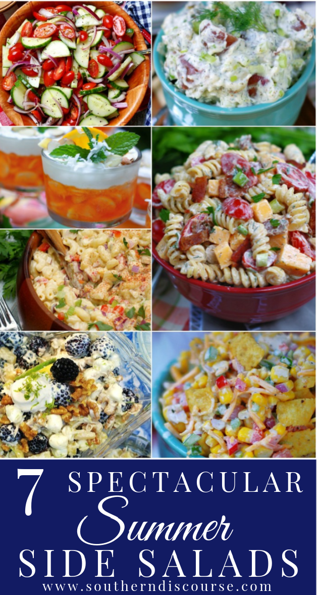 Spectacular summer side dishes! Perfect for backyard BBQs, potlucks, tailgates, or just any day of the week, these quick and easy recipes are so good they'll quickly become what the meal is all about. #foracrowd #simple #best