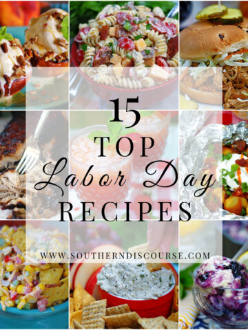 15 Top Labor Day Recipes