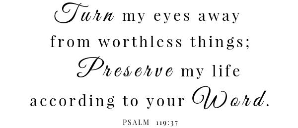 Creamy Peppercorn Parmesan Cheese Dip Scripture- Psalm 119:37