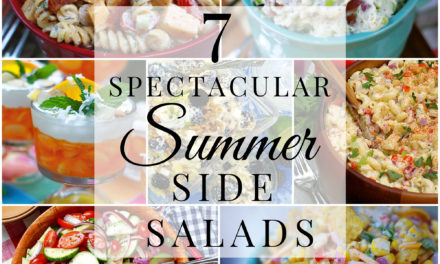 Saturday Seven- Spectacular Summer Side Salads