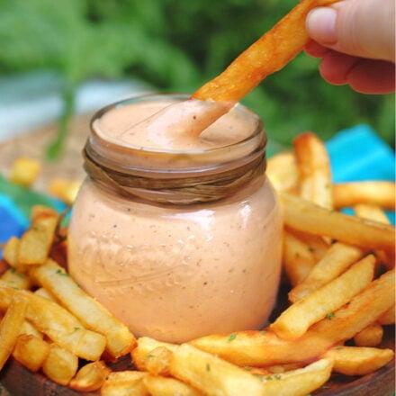 Campfire Fry Sauce
