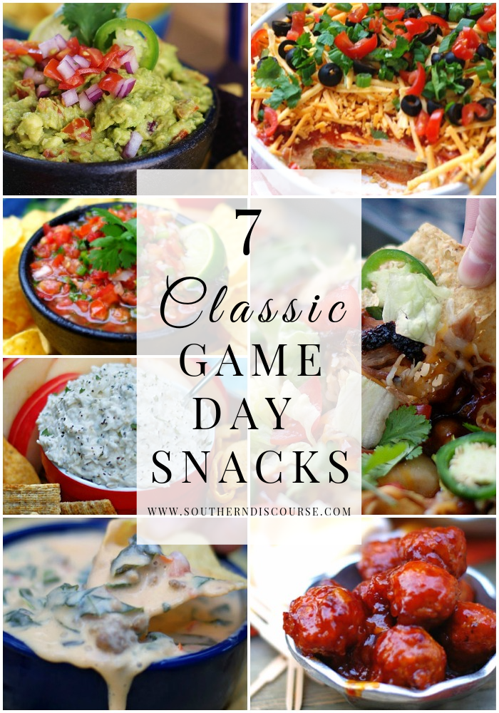 7 Easy Football Finger Foods Recipes for Game Day