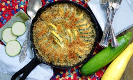 Southern Zucchini Squash Casserole
