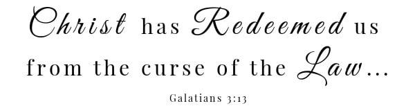 Apple Cheese Fondue scripture- Galatians 3:13
