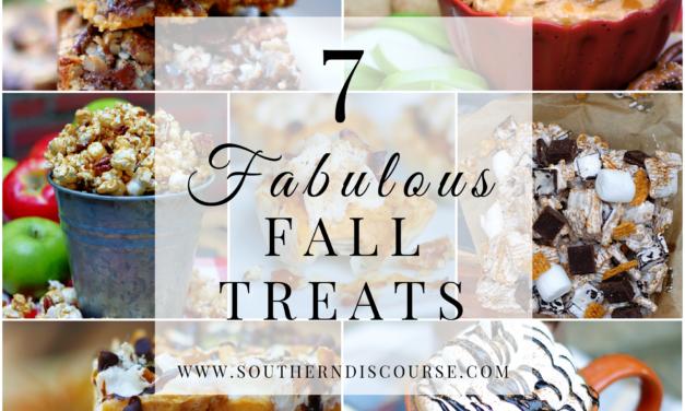 7 Fabulous Fall Treats & Desserts