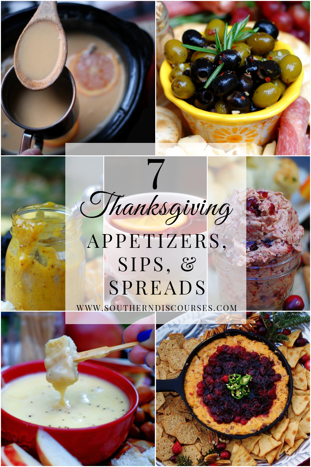From cozy drinks, to dips, butters, snacks & spreads, this easy collection will help you put the finishing touches on your Thanksgiving holiday.