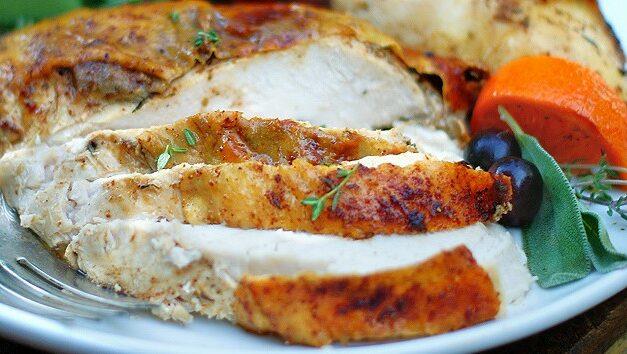 Creole Roasted Turkey Breast