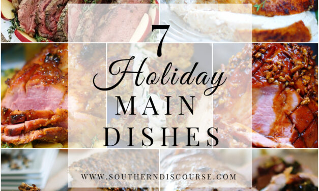 7 Marvelous Holiday Main Dishes