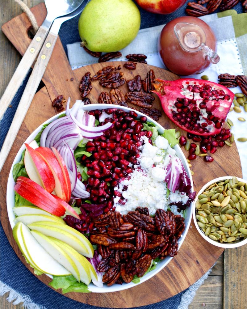pomegranate-salad-ingredients