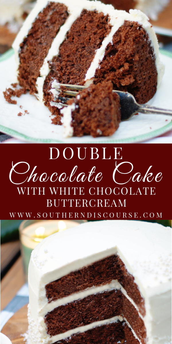 This easy to follow recipe makes an elegant, rich chocolate cake ideal for every occasion. Moist & tender with dreamy, creamy frosting, this chocolate lover's dream is loaded with dark, white and semi-sweet chocolates.