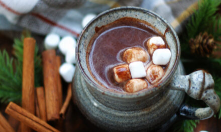 Easy Mexican Hot Chocolate Recipe