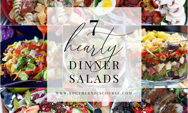 7 Hearty Salads That Won't Leave You Hungry