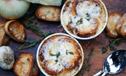 Cozy French Onion Soup