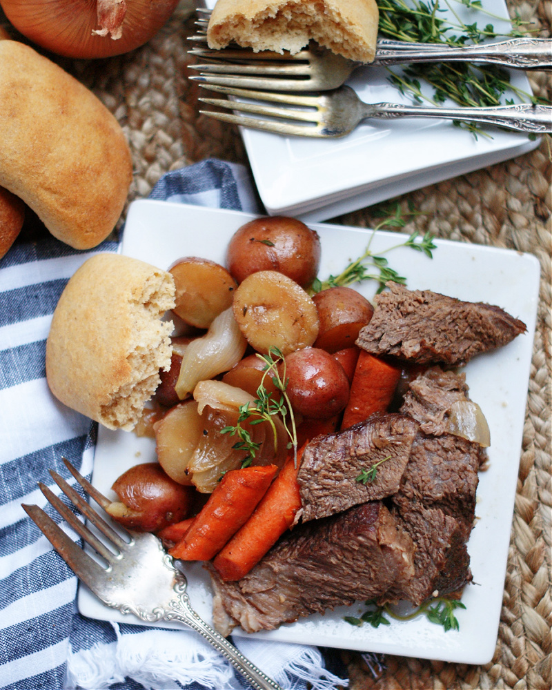 How to serve Classic Family Pot Roast