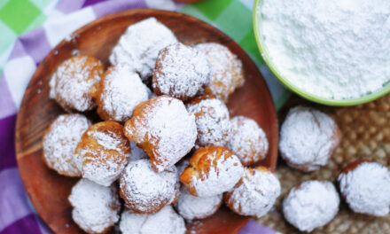 Easy Louisiana Biscuit Beignets