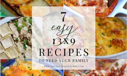 7 Easy 13×9 Casserole Recipes To Feed Your Family
