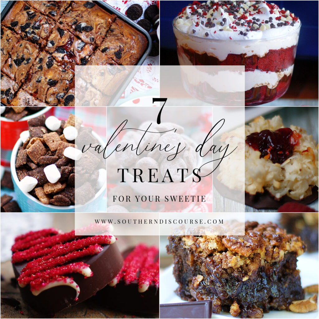 7 Chocolate Valentines Day Treats to share with your sweetie
