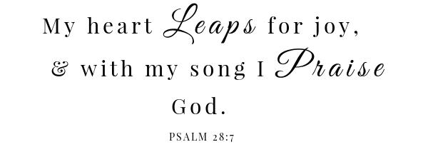 Parmesan Asparagus Twists Scripture Psalm 28 7