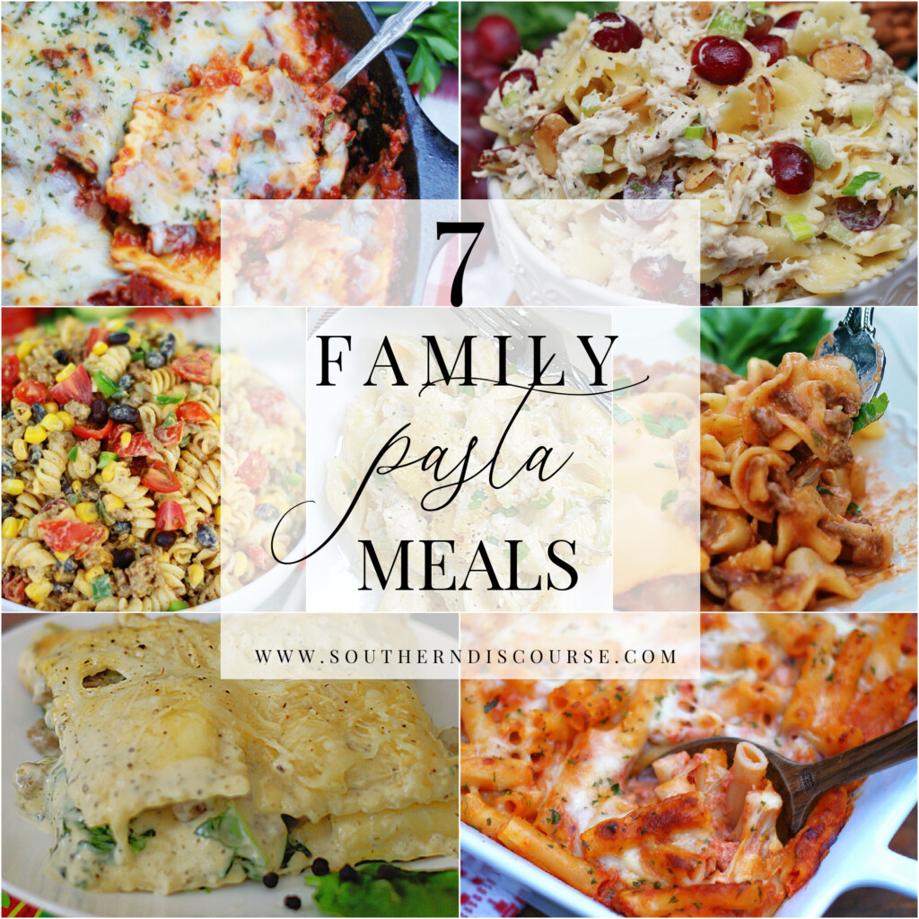 7 easy family pasta meals for quick dinners everyone loves