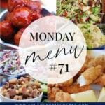 Monday Menu #71