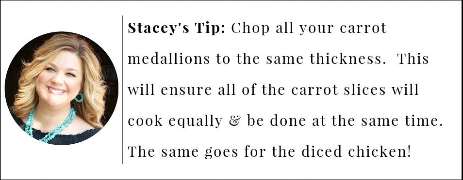 tip for making the best chicken pot pie